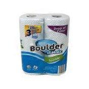 Boulder Drop of Color Paper Towel