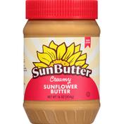 Sunbutter Sunflower Butter, Creamy