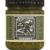 Desert Pepper Salsa, Del Rio, Medium