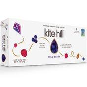 Kite Hill Yogurt, Almond Milk, Mixed Berry, Tubes