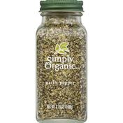 Simply Organic Garlic Pepper