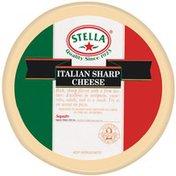 Stella® Italian Sharp Cheese