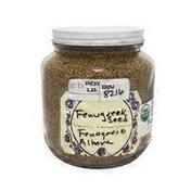 Frontier Organic Fenugreek Seed