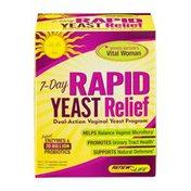 Renew Life Rapid Yeast Relief Kit