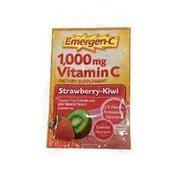 Emergen-C Strawberry Kiwi Packet