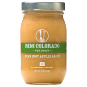 MM Colorado Ripe Pears - Pear (not apple) Sauce