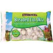 Best Choice Southern Style Breaded Cut Okra