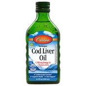Carlson Labs Cod Liver Oil, Natural