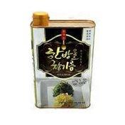 Haioreum Hor Premium Canned Sesame Oil