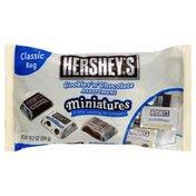 Hershey Miniatures, Cookies 'n' Chocolate Assortment, Classic Bag
