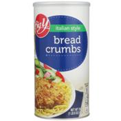 Big Y Italian Style Bread Crumbs