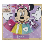 Disney Wooden Basic Skills Board Minnie