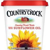 Country Crock Spread, Sunflower Oil, Country Fresh Taste