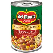 Del Monte Mexican Style Vegetable & Bean Blends