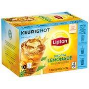 Lipton Iced Tea K-cups Lemonade