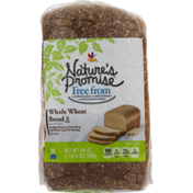 Nature's Promise Whole Wheat Bread
