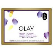 OLAY Moisture Outlast Age Defying Beauty Bar with Vitamin B3 Complex