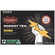 Celestial Seasonings Energy Tea Black Tea K-Cup Pods