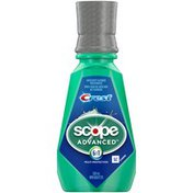 Crest Scope Advanced 6 in 1 Multi-Protection Anticavity Fluoride Mouthwash