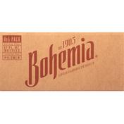 Bohemia Beer, Pilsner, Imported