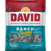 DAVID Seeds Ranch Jumbo Sunflower Seeds