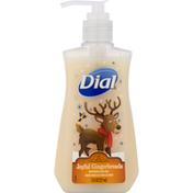 Dial Liquid Hand Soap, Moisturizing, Joyful Gingerbread
