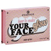 Essence Make-Up Box, How to Make Your Face Glow 05