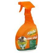 Flick Home Spray, Maximum Strength, Flea & Tick
