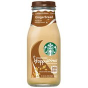 Starbucks Frappuccino Gingerbread Coffee Drink