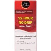 Best Choice 12 Hour No-Drip Nasal Spray