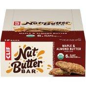 CLIF BAR Maple & Almond Butter Nut Butter Bar