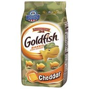 Pepperidge Farm Goldfish Cheddar Baked Snack Crackers