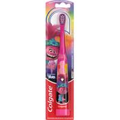 Colgate Toothbrush, Sonic Power, Dreamworks Trolls, Extra Soft