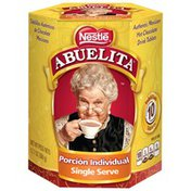 Abuelita Nestle  Authentic Mexican Hot Chocolate Single Serve Drink Tablets