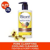 Bioré Witch Hazel Acne Face Wash, 2% Salicylic Acid Cleanser, (HSA/FSA Approved)