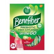 Benefiber Flavored Prebiotic Fiber Supplement, Flavored Prebiotic Fiber Supplement