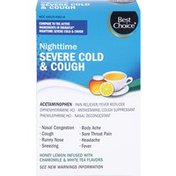 Best Choice Severe Cough & Cold Night PW