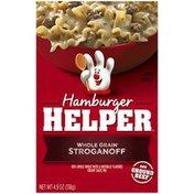 Betty Crocker Stroganoff Whole Grain Hamburger Helper