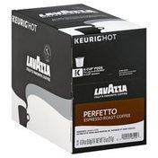 Lav Azza Coffee, Perfetto, Espresso Roast, K-Cup Pods