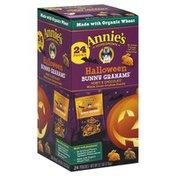 Annie's Bunny Grahams, Halloween, Honey & Chocolate