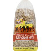 GoodSense Sunflower Nuts, Roasted & Salted
