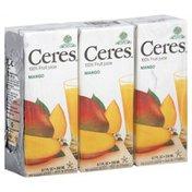 Ceres Juice, Mango