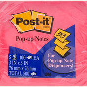 Post-it Notes, Pop-Up