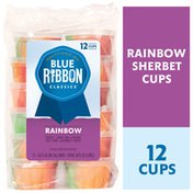 Blue Ribbon Classics Rainbow Sherbet Sherbet Cup, 12pk