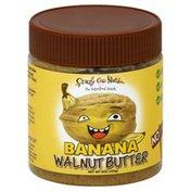 Crazy Go Nuts Walnut Butter, Banana