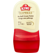 Kiwi No Buff Cream Polish, Neutral