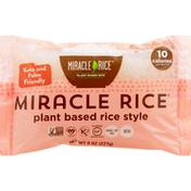 Miracle Noodle Zero Net Carb, Gluten Free Shirataki Rice