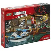 LEGO Zane's Ninja Boat Pursuit, Ninjago