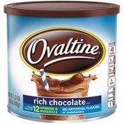 Ovaltine Rich Chocolate Milk Mix