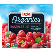Dole Organics Raspberries